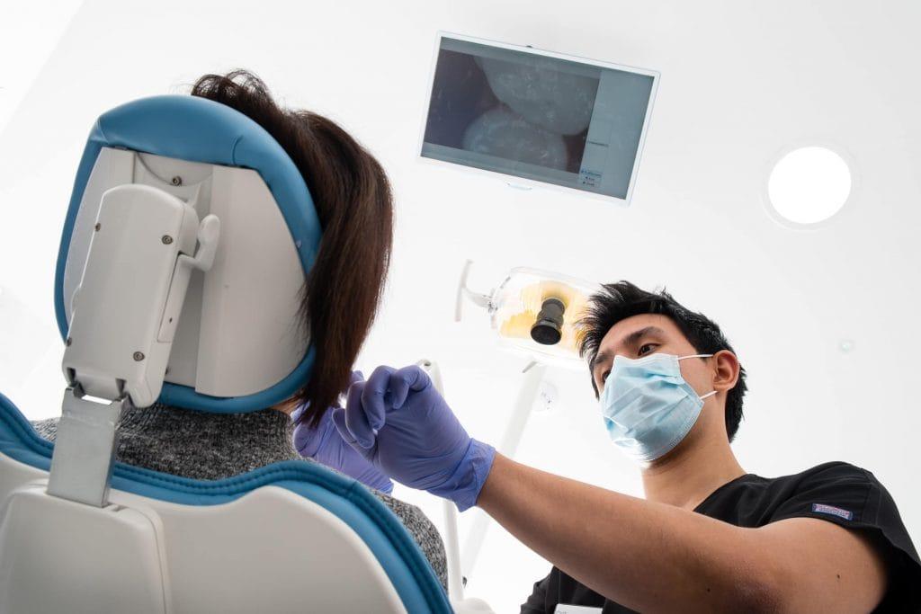 dental check up Cheltenham