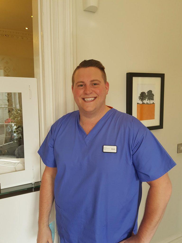 Scott Johnson Dental Nurse